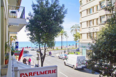 TEXT_PHOTO 0 - Nice - Promenade des Anglais - Carre d'Or